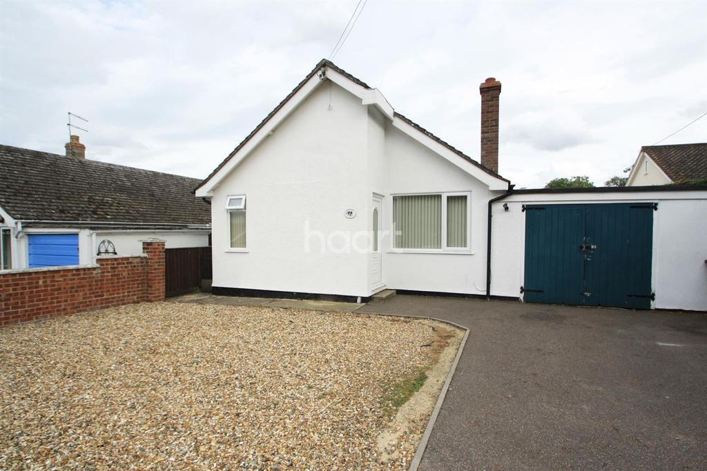 3 Bedrooms Bungalow for sale in Blacksmiths Lane, Thetford