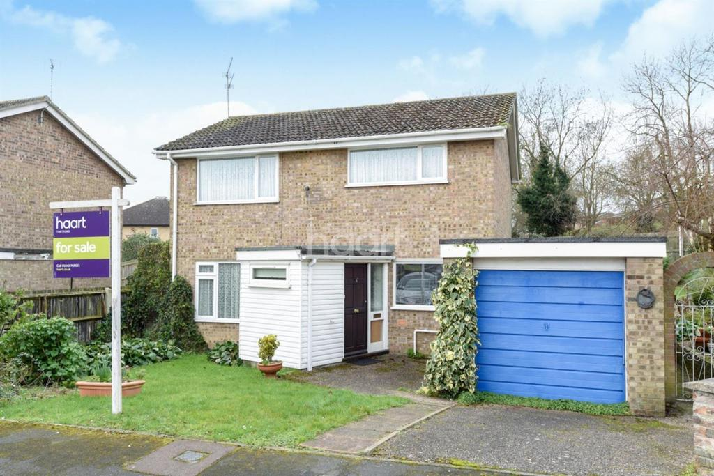 4 Bedrooms Detached House for sale in Hardy Close, Thetford