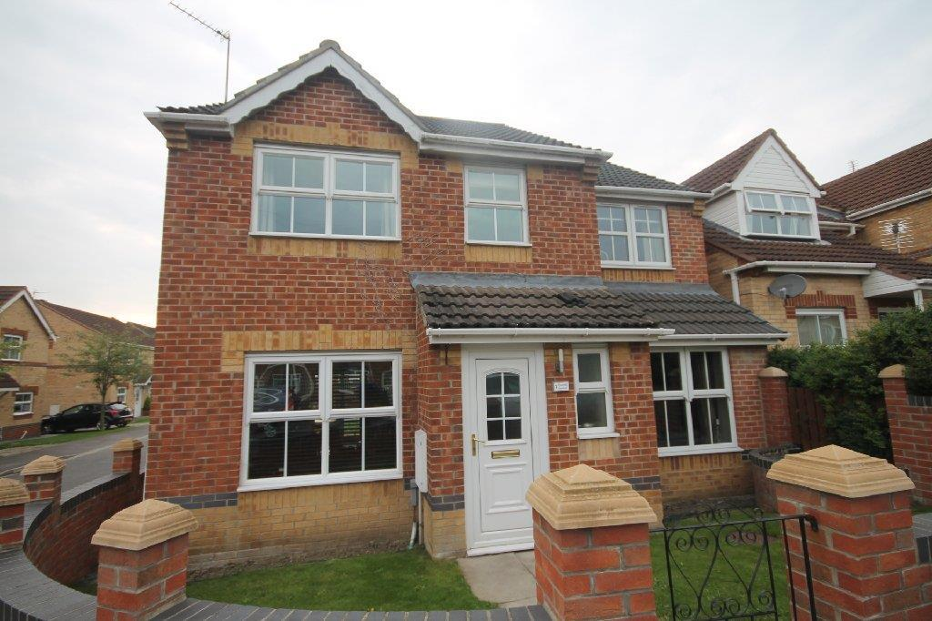 4 Bedrooms Detached House for sale in Thornhill Gardens, Shildon