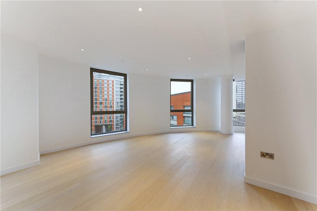 2 Bedrooms Flat for sale in Columbia West Apartments, 1 Biscayne Avenue, London, E14