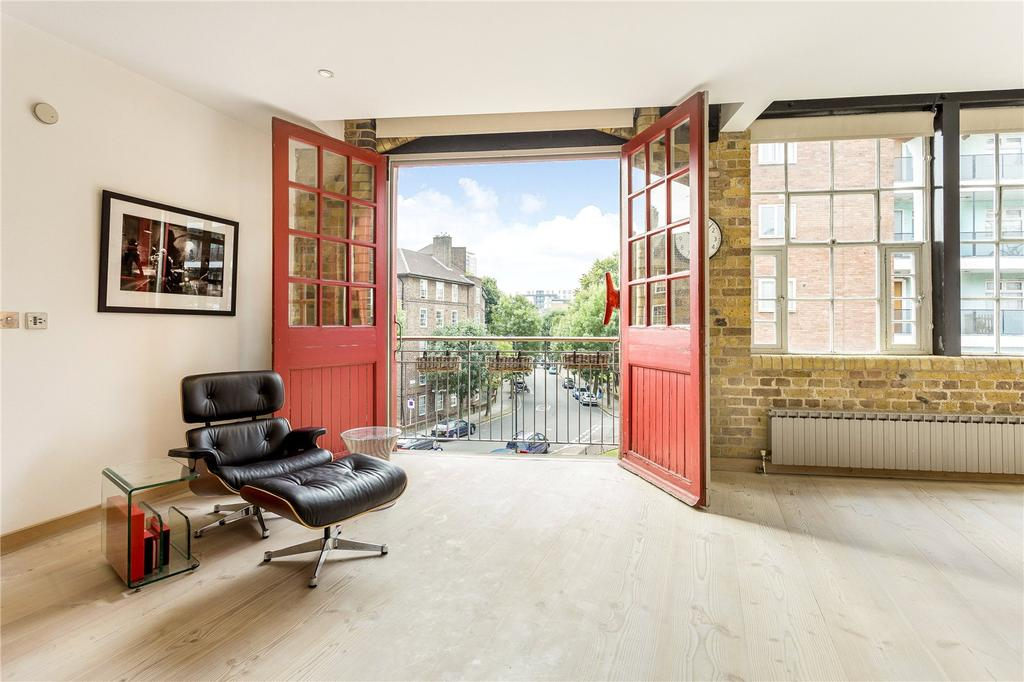 2 Bedrooms Flat for sale in Jacob Street, Tower Bridge, London