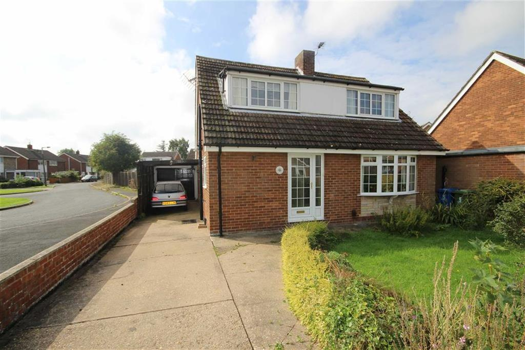3 Bedrooms Detached Bungalow for sale in St Lukes Close, Cherry Willingham, Lincoln, Lincolnshire