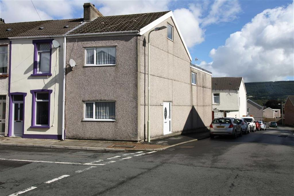 3 Bedrooms End Of Terrace House for sale in Catherine Street, Aberdare
