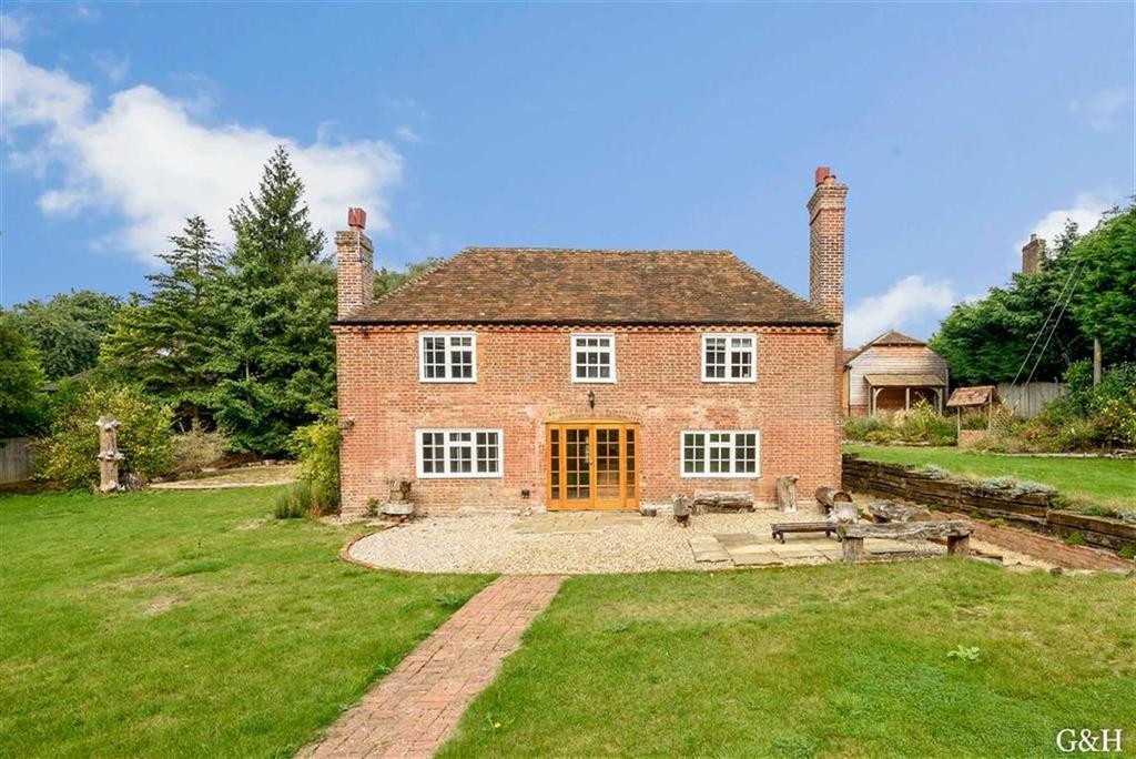 3 Bedrooms Barn Conversion Character Property for sale in Hothfield Common, Ashford, Kent