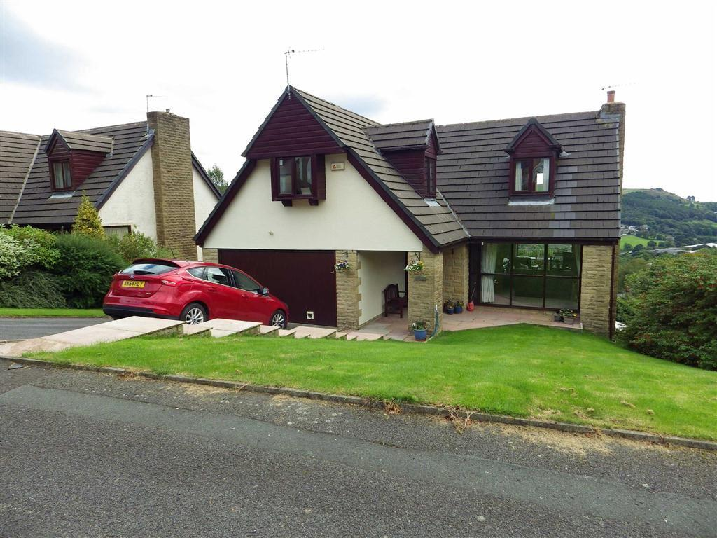 5 Bedrooms Detached House for sale in Lower Cribden Avenue, Rawtenstall, Rossendale, Lancashire, BB4