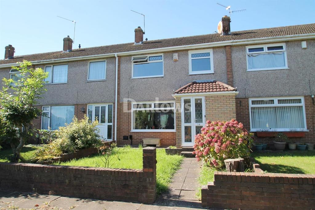 3 Bedrooms Terraced House for sale in Glandovey Grove, Rumney, Cardiff