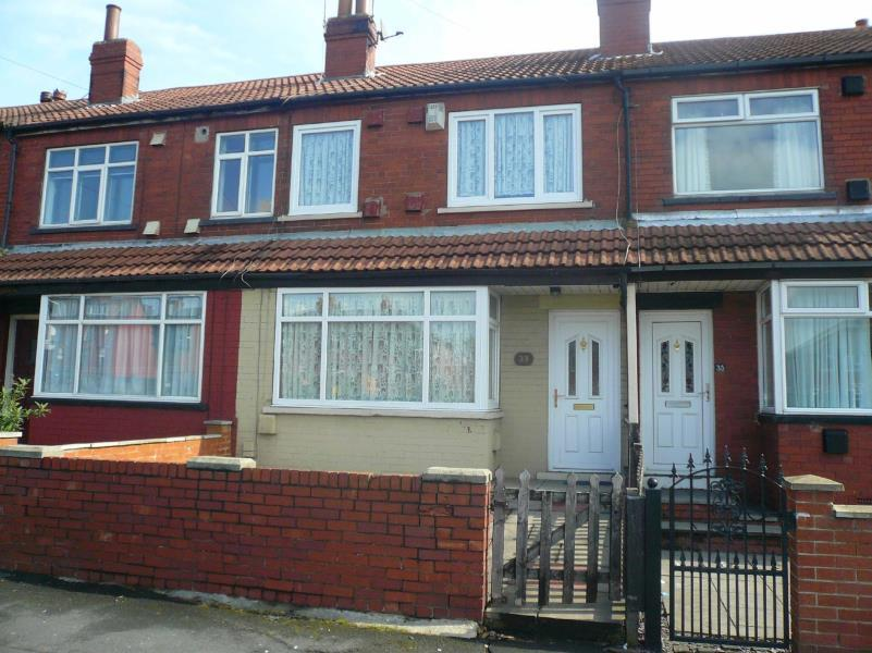 3 Bedrooms Terraced House for sale in IVY STREET, LEEDS, LS9 9DF