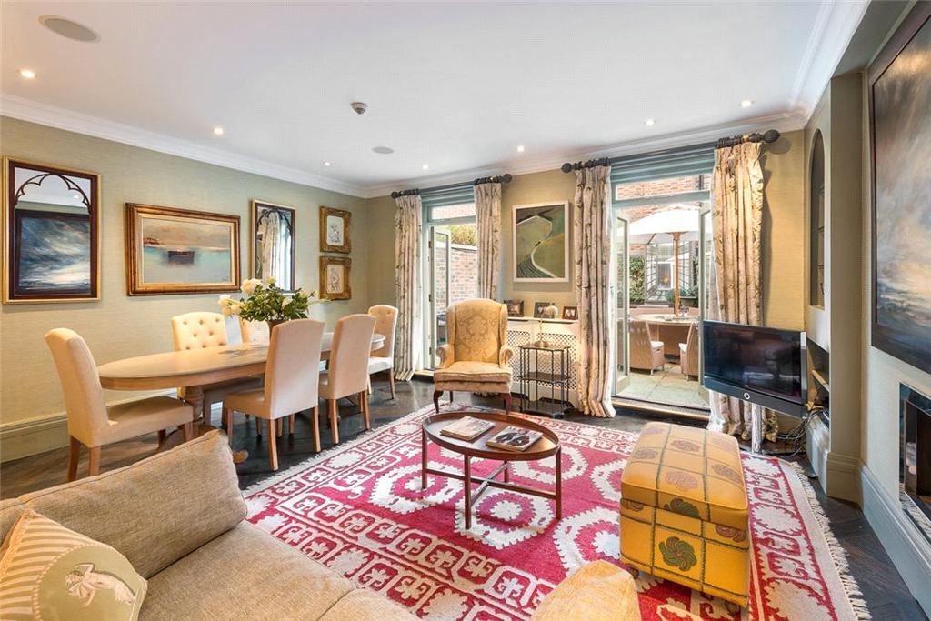 4 Bedrooms Terraced House for sale in Belgravia Place, Whittaker Street, Belgravia, London, SW1W