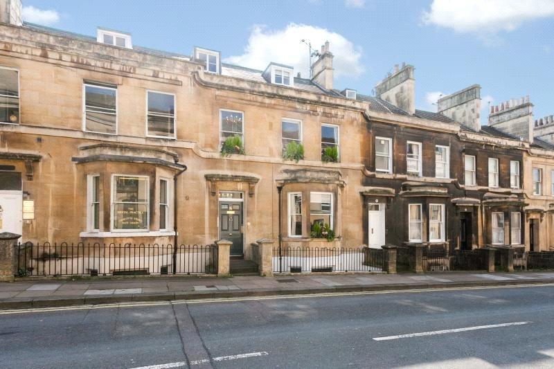 5 Bedrooms Terraced House for sale in Charlotte Street, Bath, BA1