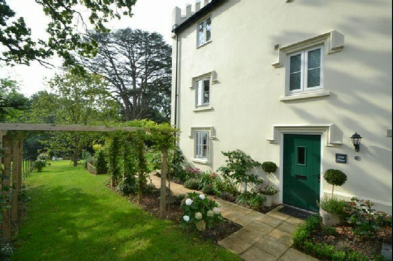 4 Bedrooms Detached House for sale in HILLCREST GARDENS, EXMOUTH, NR EXETER, DEVON