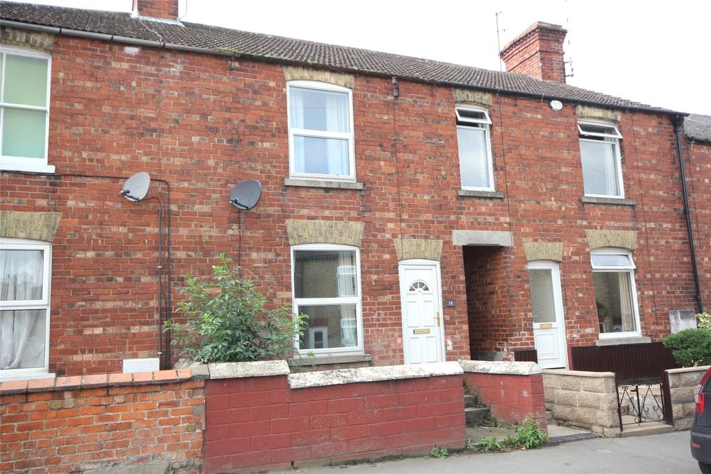 3 Bedrooms Terraced House for sale in King Edward Street, Sleaford, NG34