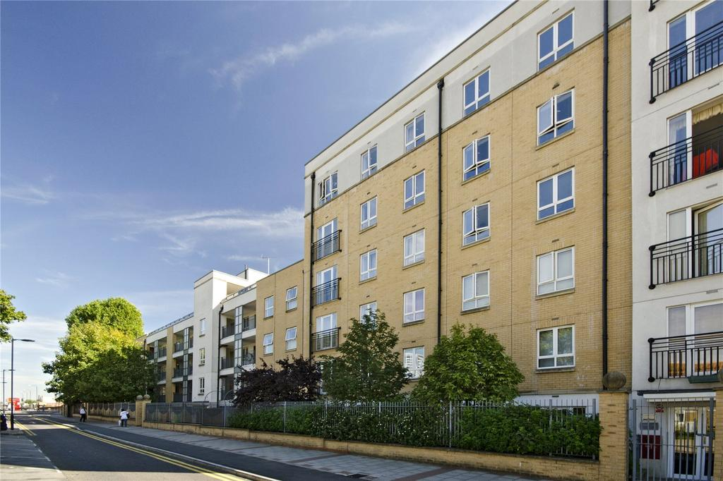 1 Bedroom Flat for sale in Granite Apartments, 39 Windmill Lane, London, E15