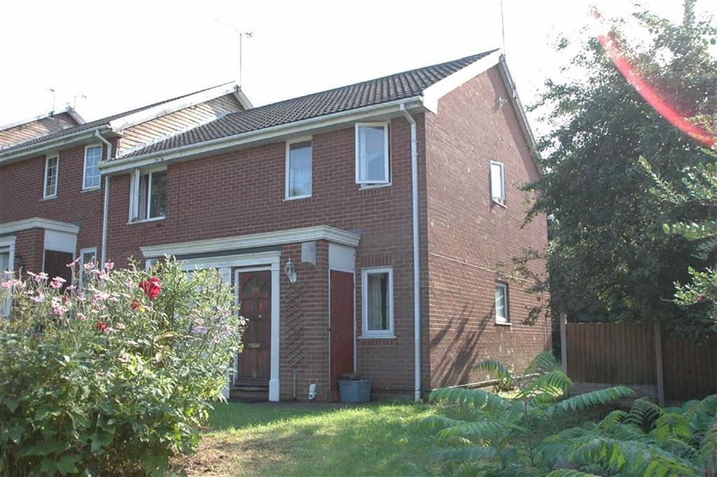 2 Bedrooms Apartment Flat for sale in Wenlock Way, Saltney, Chester