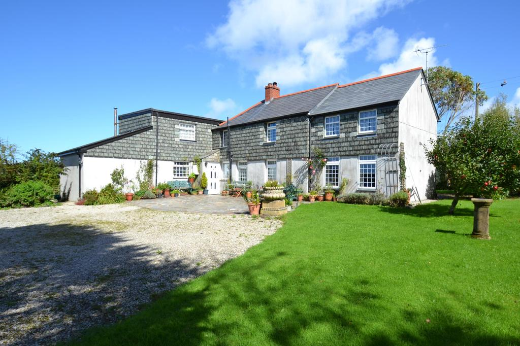 4 Bedrooms Detached House for sale in St. Teath, Bodmin