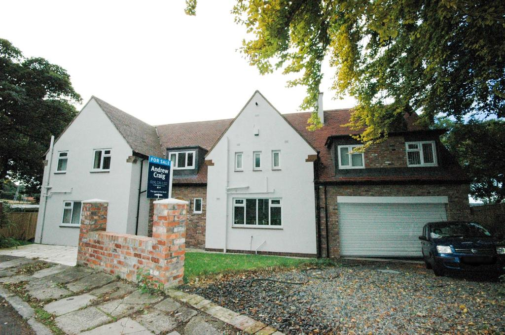 4 Bedrooms Detached House for sale in Lawn Drive, West Boldon