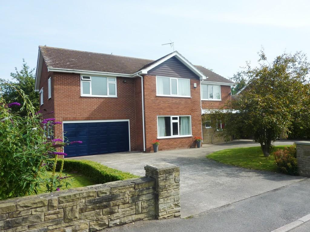 5 Bedrooms Detached House for sale in Big Lane, Clarborough, Retford