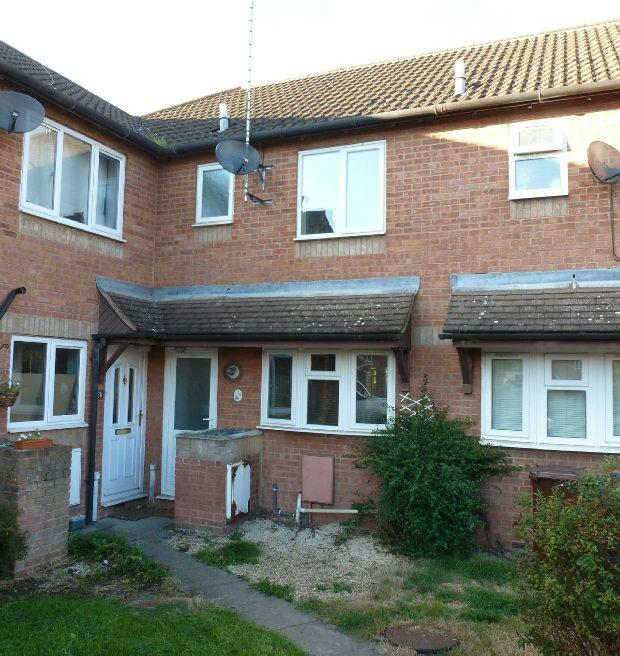 2 Bedrooms Terraced House for sale in Dean Close, Banbury