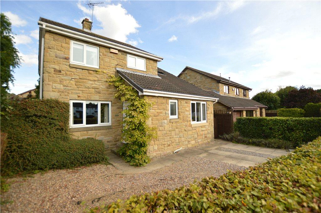 4 Bedrooms Detached House for sale in Ainsty Road, Wetherby, West Yorkshire