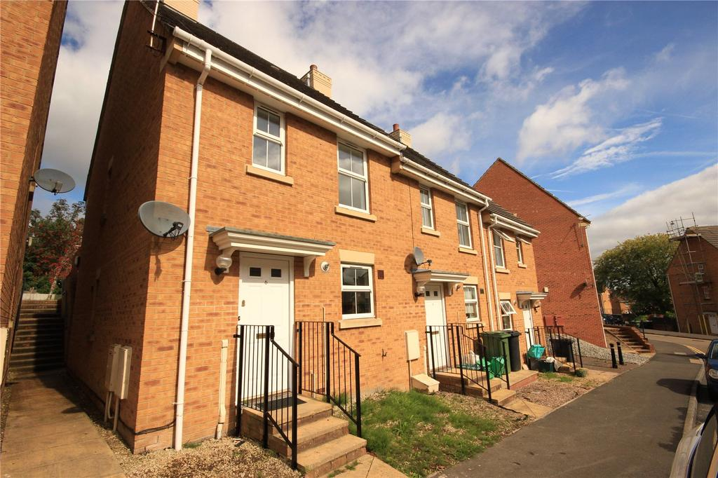 3 Bedrooms End Of Terrace House for sale in Trellick Walk, Stapleton, Bristol, BS16