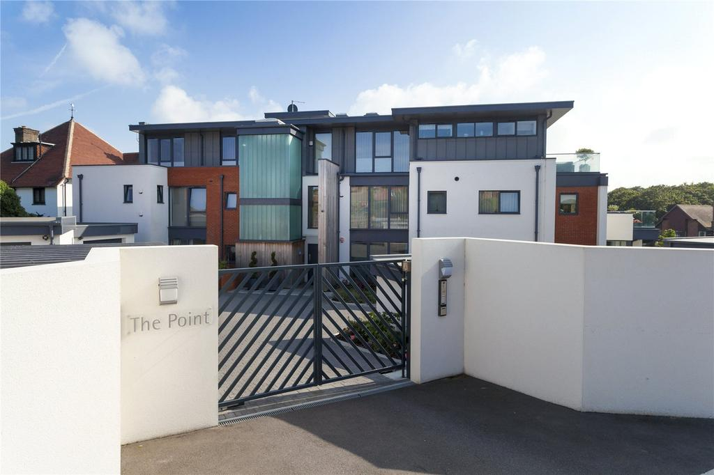3 Bedrooms Flat for sale in The Point, 23 Western Esplanade, Broadstairs, Kent