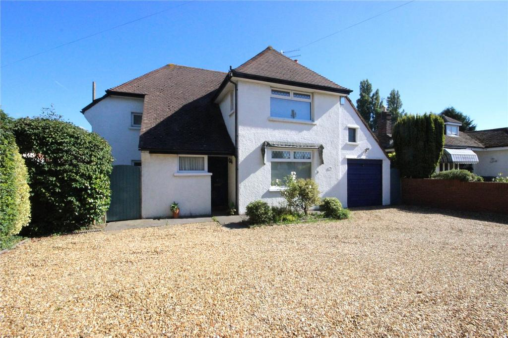 4 Bedrooms Detached House for sale in Wyck Beck Road, Brentry, Bristol, BS10