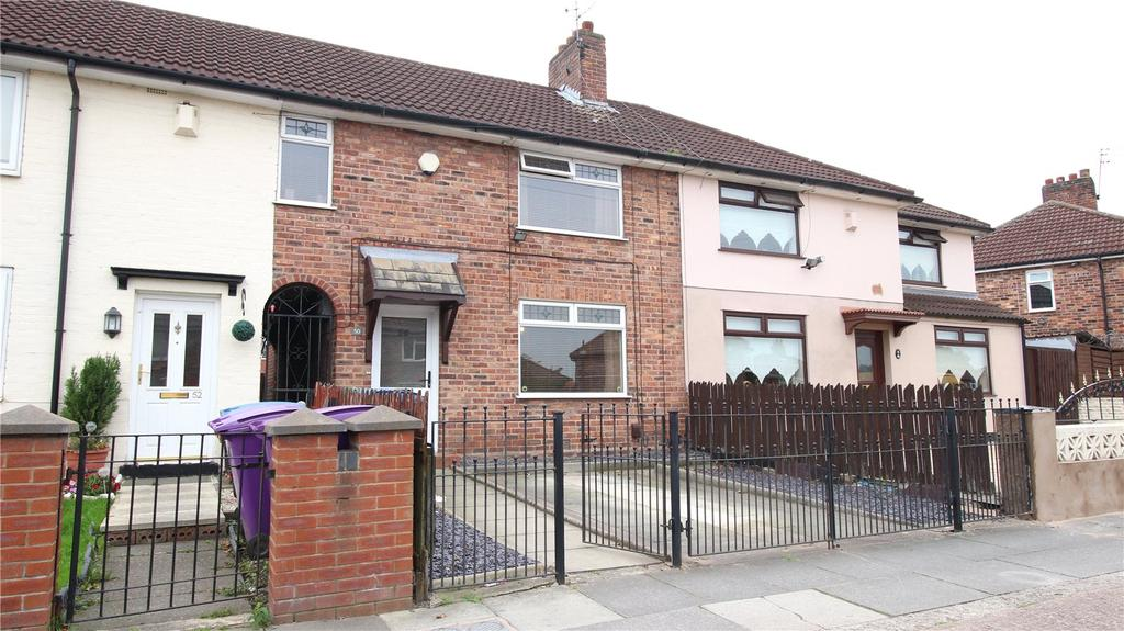 3 Bedrooms Terraced House for sale in Stalisfield Avenue, Liverpool, Merseyside, L11