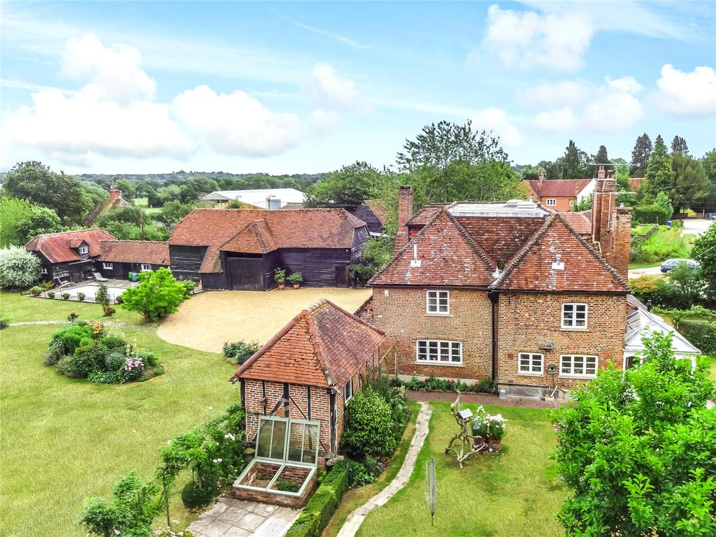 6 Bedrooms Detached House for sale in Mattingley Green, Mattingley, Hook, Hampshire
