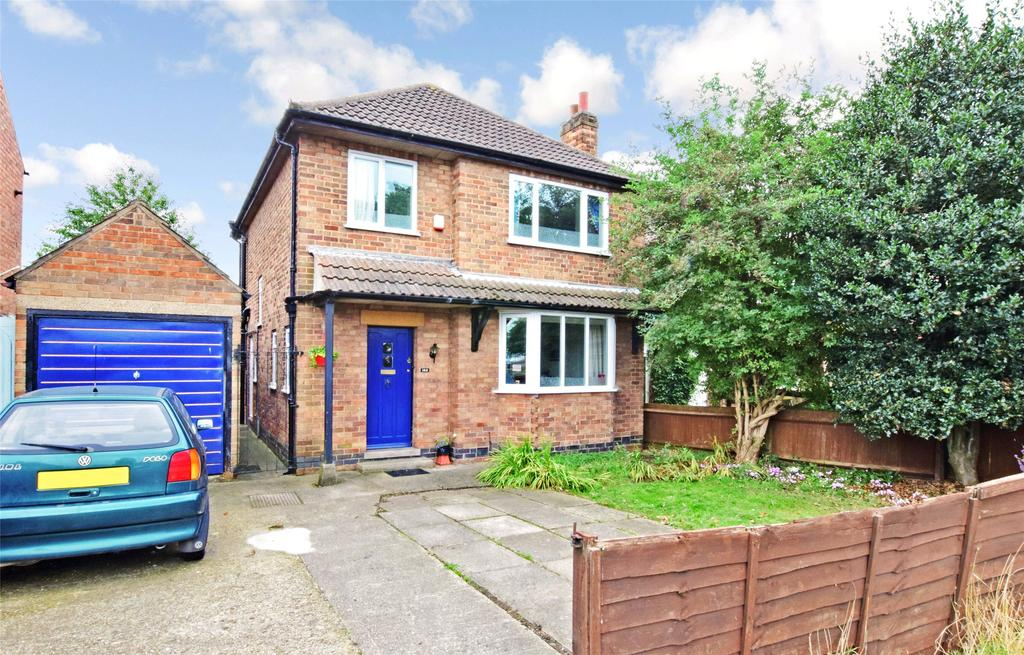 3 Bedrooms Detached House for sale in Asfordby Road, Melton Mowbray, Leicestershire
