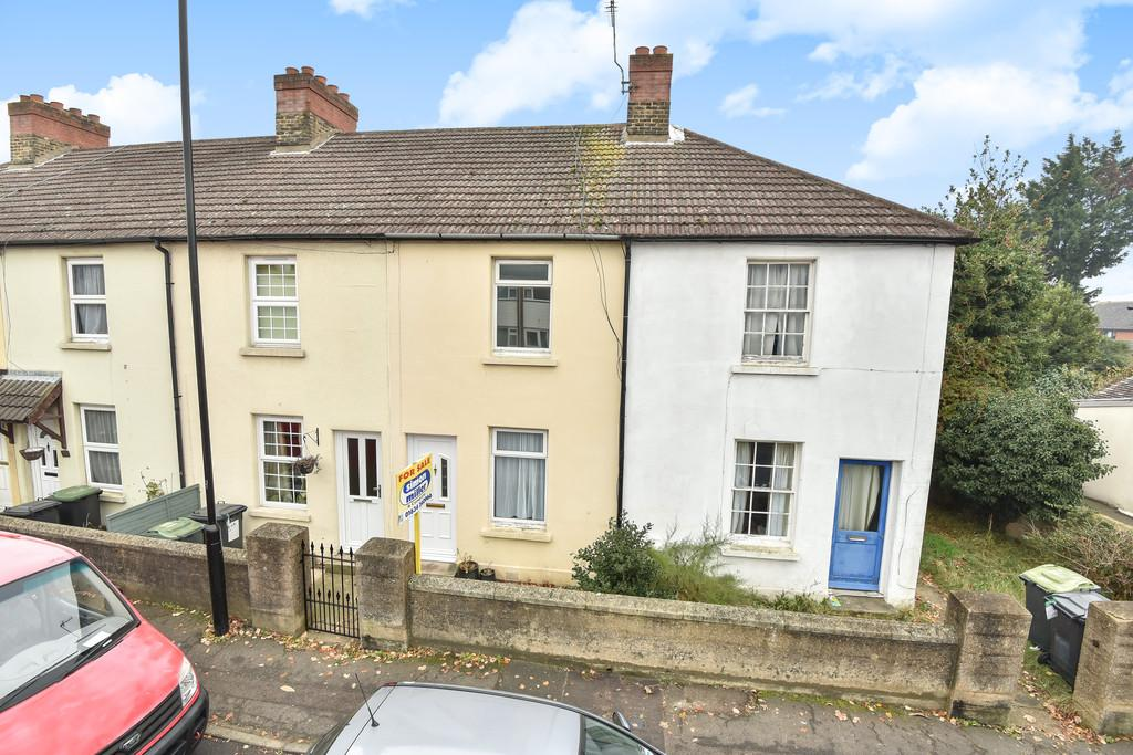 3 Bedrooms Terraced House for sale in Holborough Road, Snodland