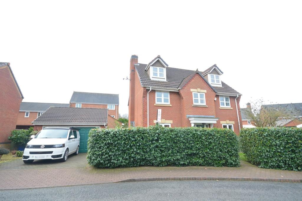 5 Bedrooms Detached House for sale in Bourchier Way, Grappenhall Heys