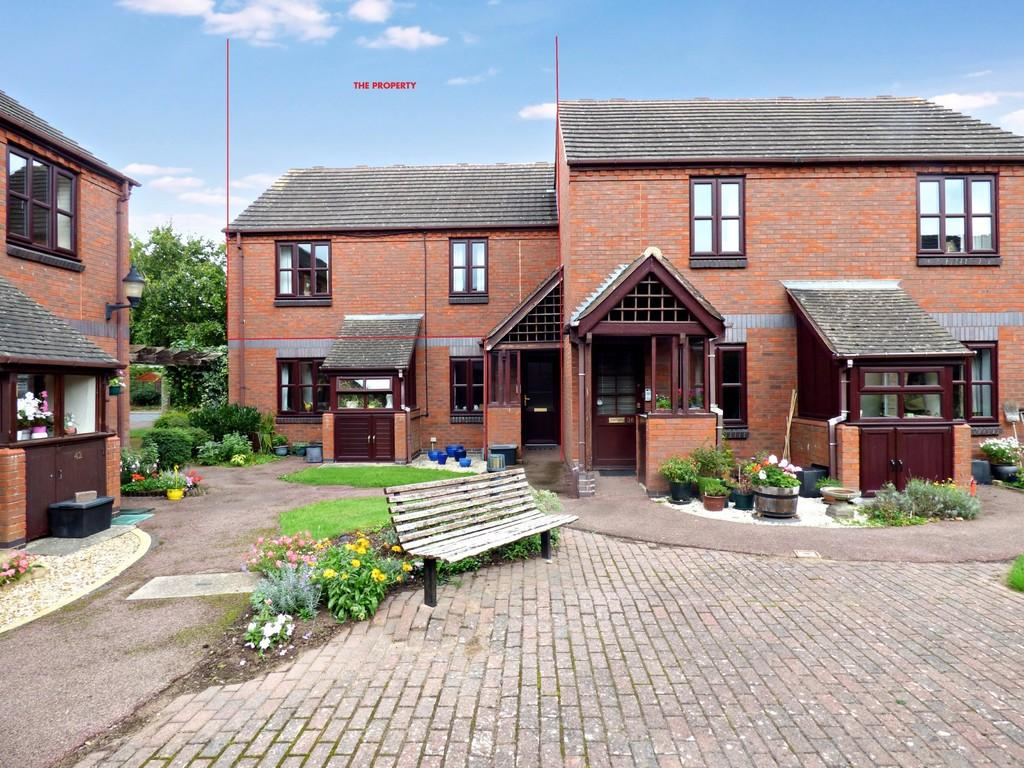 2 Bedrooms Apartment Flat for sale in Saffron Meadow, Stratford-Upon-Avon