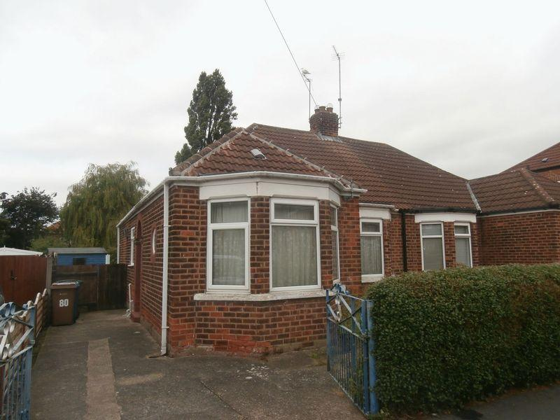 2 Bedrooms Semi Detached House for sale in Bernadette Ave, Hull,