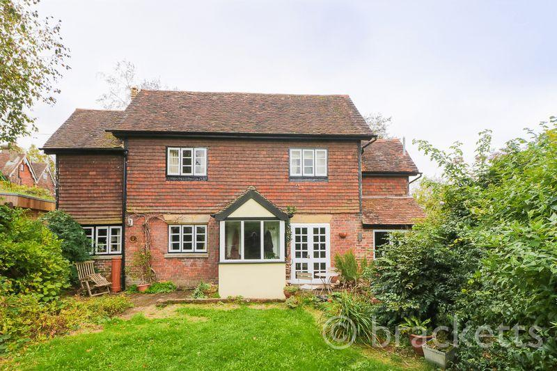 3 Bedrooms Detached House for sale in Springfield Road, Groombridge, Tunbridge Wells