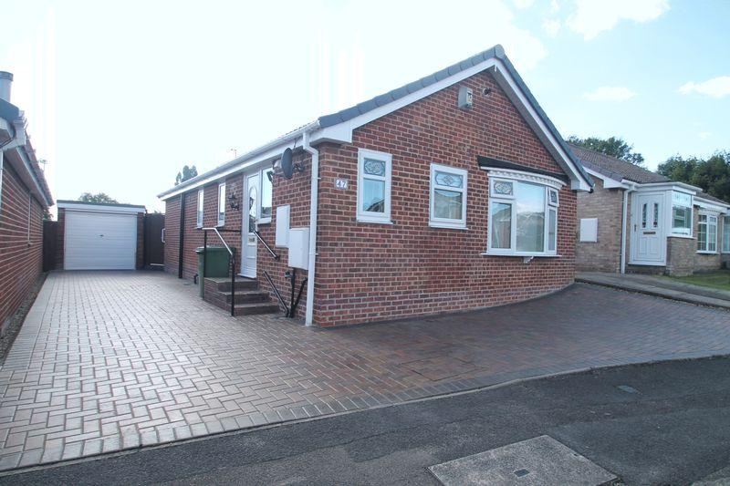 2 Bedrooms Detached Bungalow for sale in Sacriston Close, Billingham