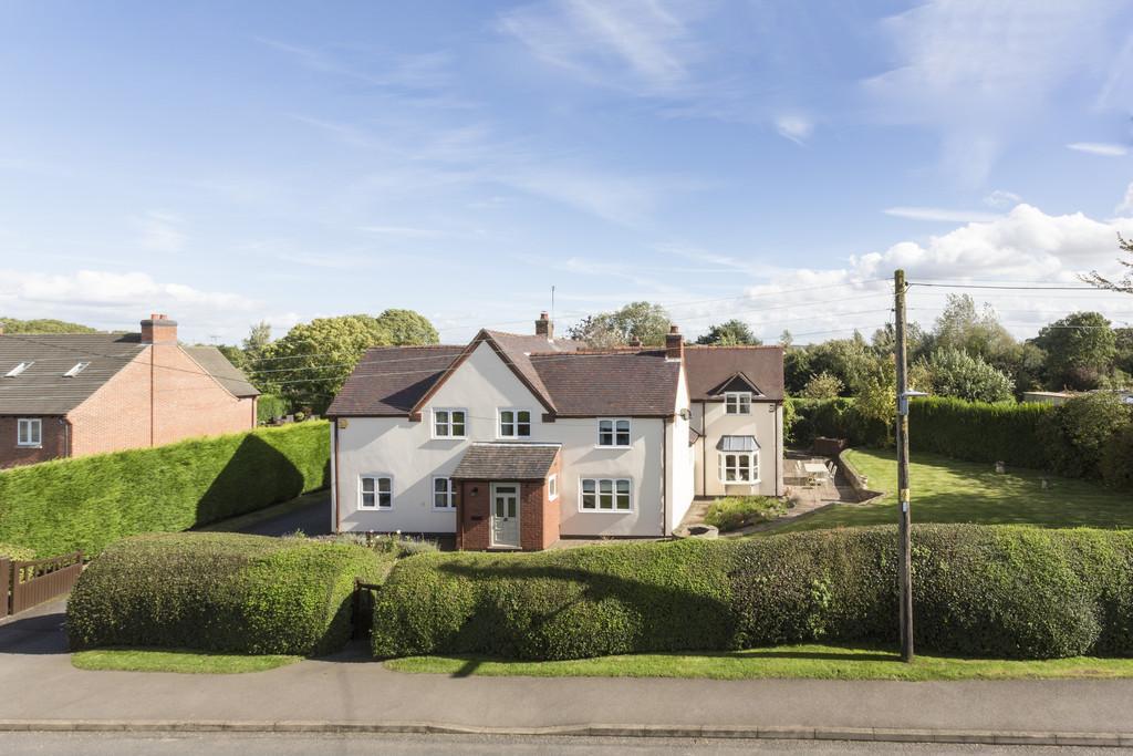 4 Bedrooms Detached House for sale in The Moor, Coleorton