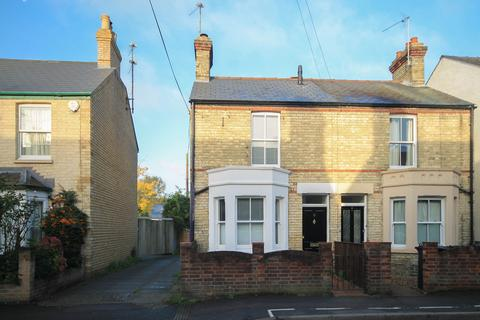 4 bedroom semi-detached house to rent - Belgrave Road, Cambridge