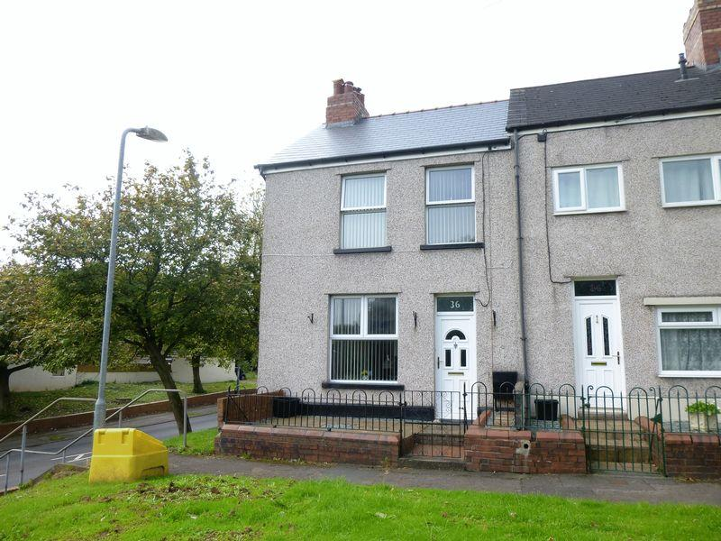 2 Bedrooms End Of Terrace House for sale in Llantarnam Close, CWMBRAN, Torfaen