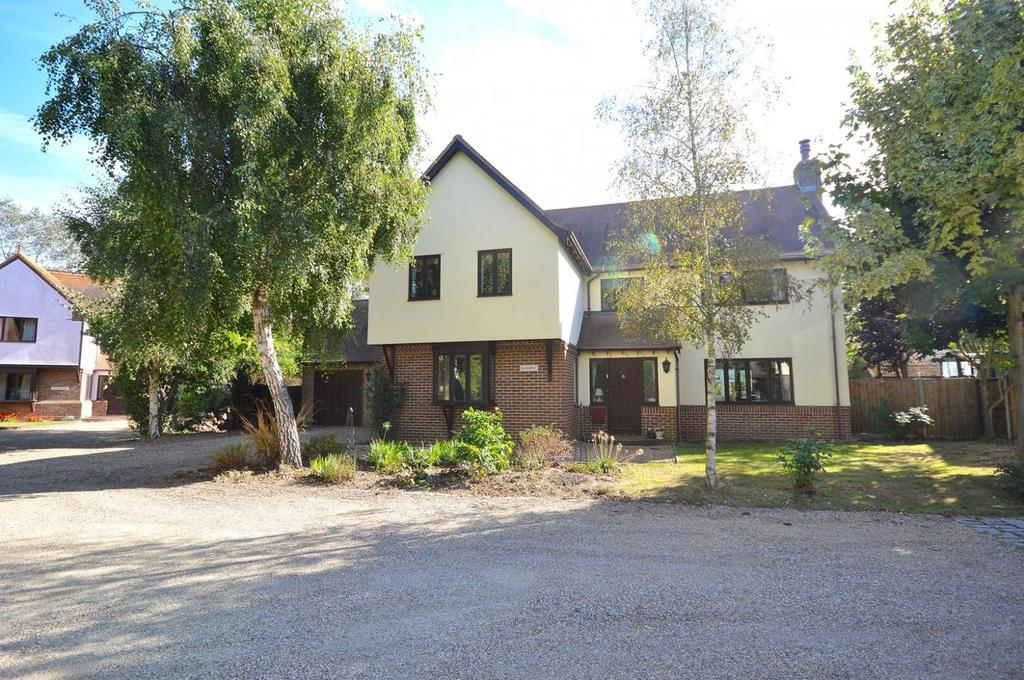 4 Bedrooms Detached House for sale in Churchacre, Hall Road, Tollesbury, Maldon, Essex, CM9