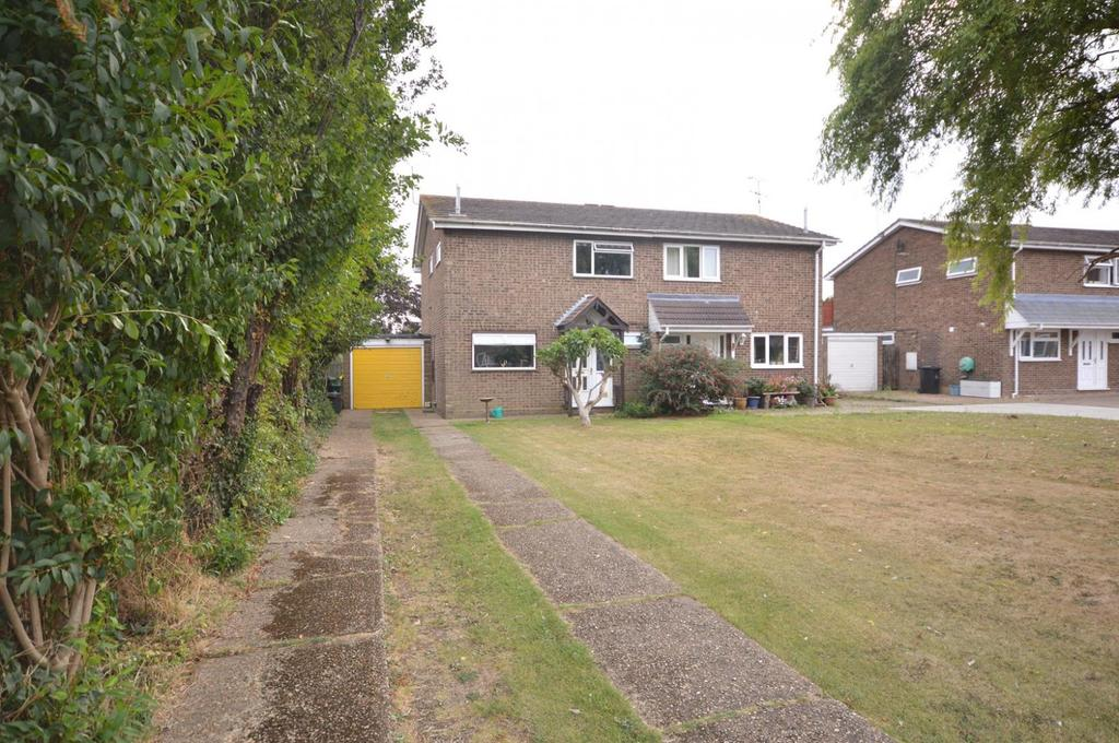 3 Bedrooms Semi Detached House for sale in West Ley, Burnham-On-Crouch, Essex, CM0