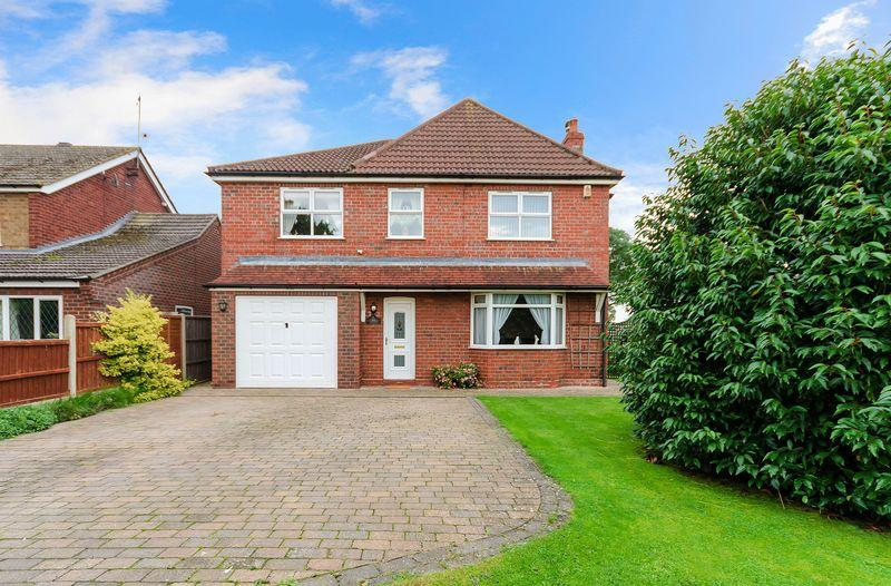 4 Bedrooms Detached House for sale in 99 Waterford Lane, Cherry Willingham