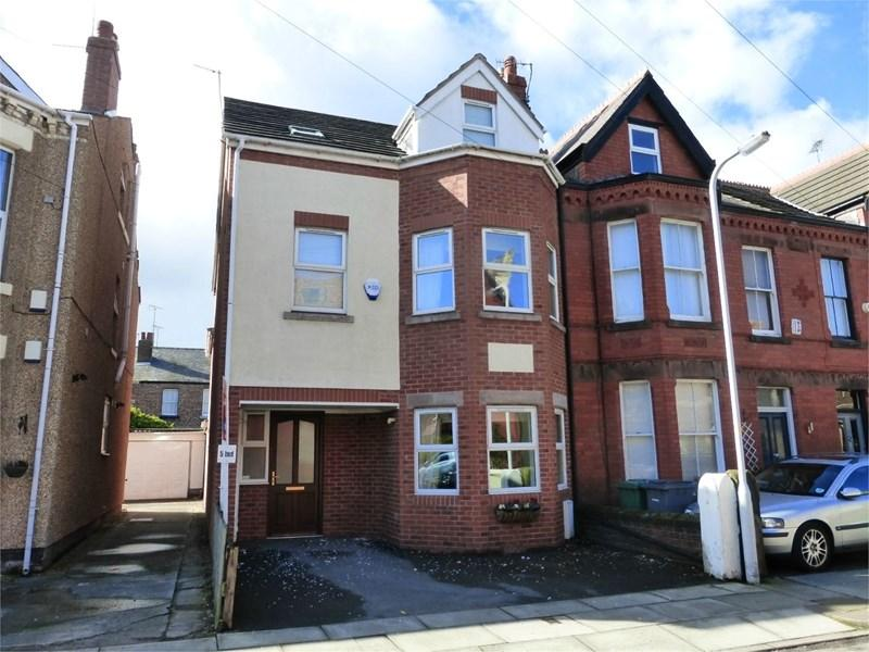 5 Bedrooms Terraced House for sale in Eaton Road, West Kirby