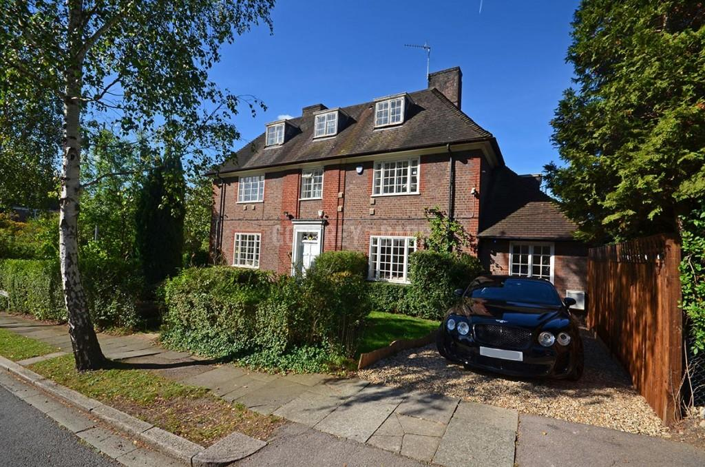 6 Bedrooms Detached House for sale in Lyttelton Road / Blandford Close, Hampstead Garden Suburb