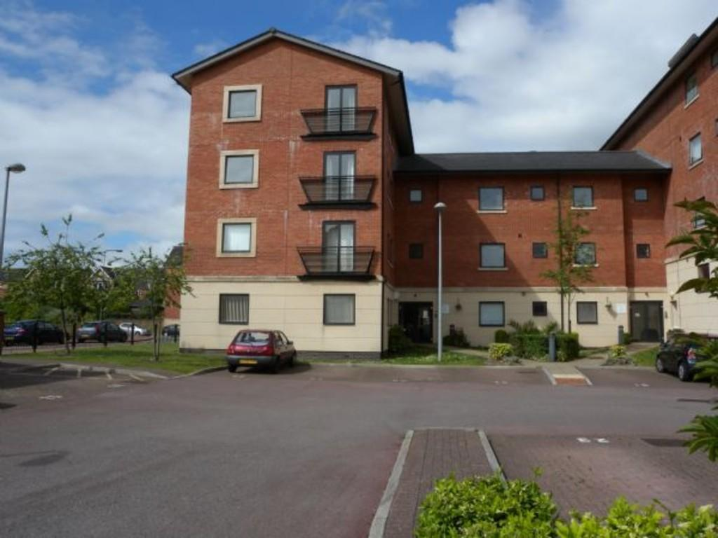 2 Bedrooms Flat for sale in Henke Court, Atlantic Wharf, Cardiff