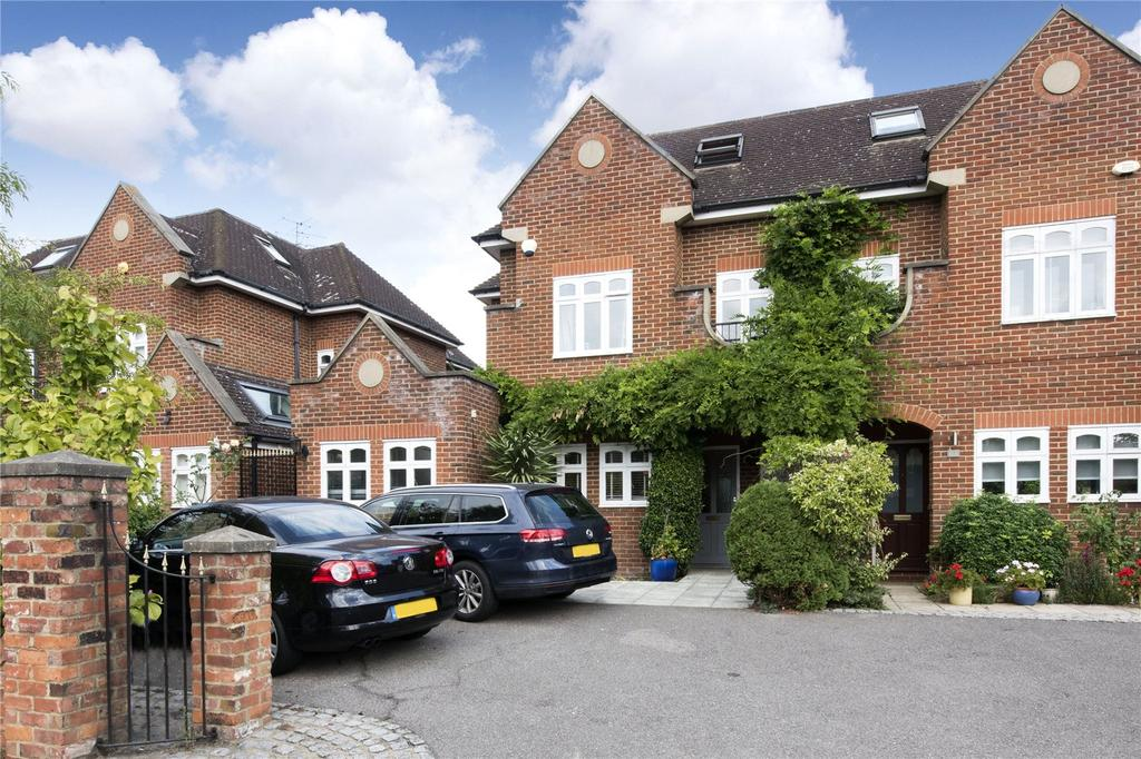 5 Bedrooms Semi Detached House for sale in Abbotswood Road, Streatham, London, SW16