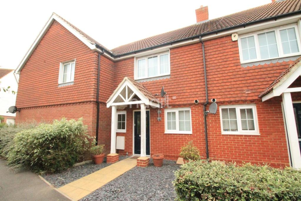 2 Bedrooms End Of Terrace House for sale in Barnfields Court, Great East Hall