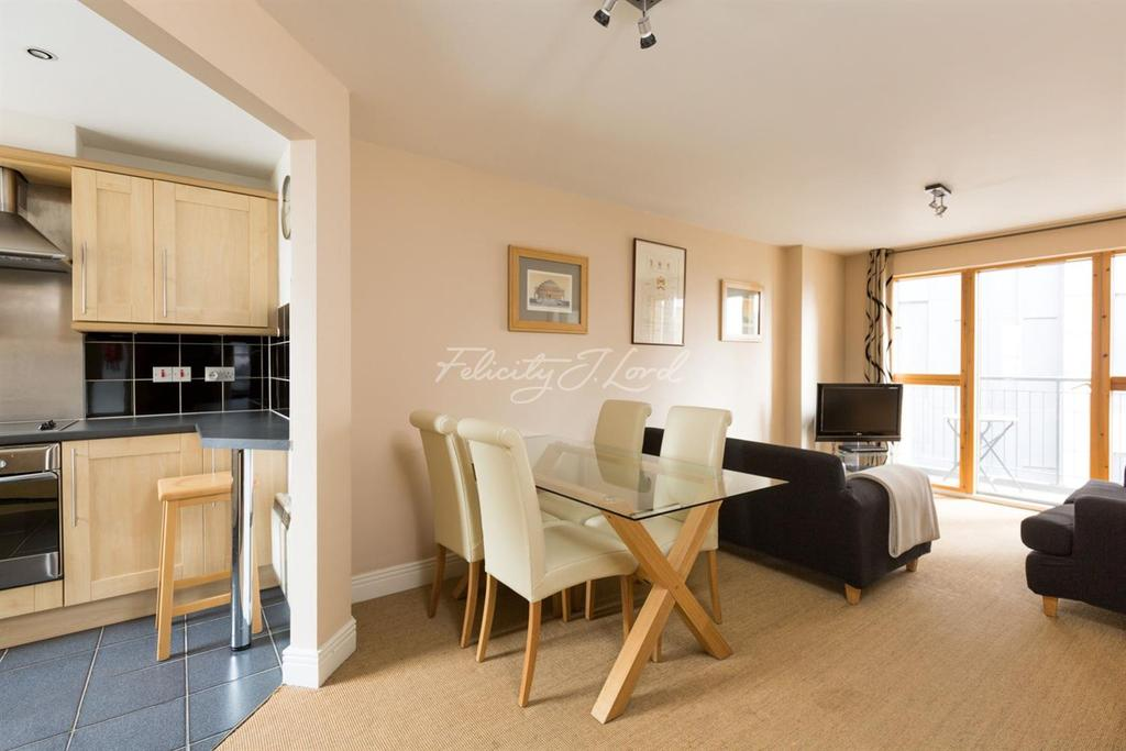 2 Bedrooms Flat for sale in London House, EC1A
