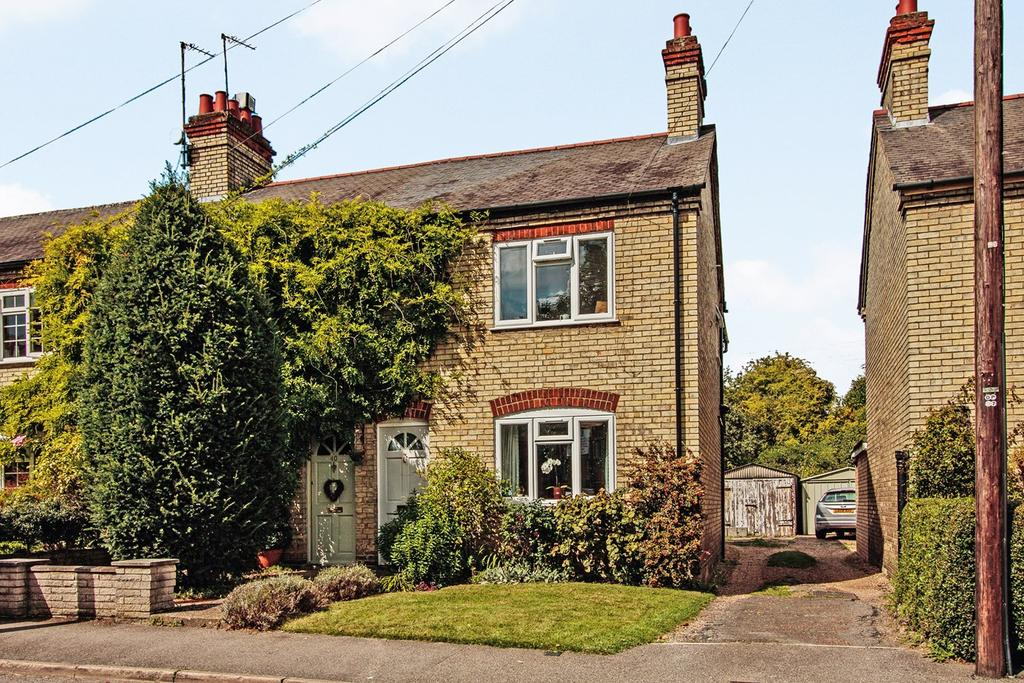 3 Bedrooms End Of Terrace House for sale in Icknield Way, Baldock, SG7