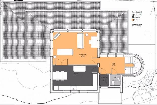 Second/Living Floor