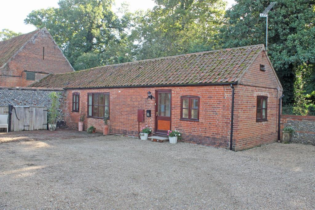 1 Bedroom Barn Character Property