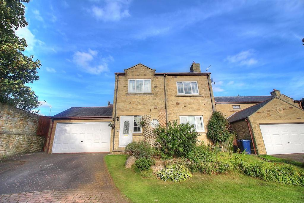 4 Bedrooms Detached House for sale in Norwood Court, Eighton Banks, Gateshead